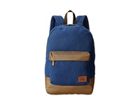 Quiksilver Night Track Modern Original Backpack Navy Backpack Bags