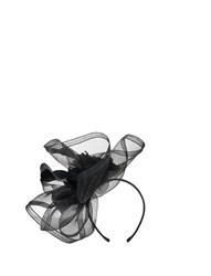 Coast Kaylani Fascinator Black