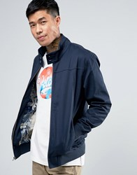 Volcom Slim Fit V Hoxton Jacket Navy