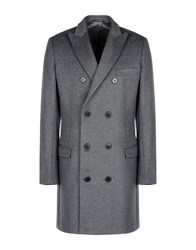 8 Coats And Jackets Coats Steel Grey