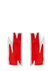 Dsquared Lightening Bolt Earrings