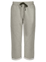 The Upside Aniki Cotton Blend Jersey Track Pants