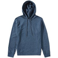 A.P.C. Brook Pullover Hoody Blue