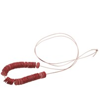 Hender Scheme Not Lying Necklace Red