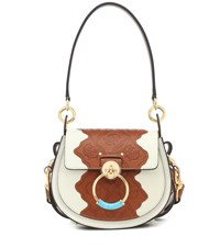 Chloe Tess Small Leather Shoulder Bag Multicoloured