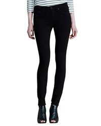 Rag And Bone Rag And Bone Jean The Legging Jeans Black Plush