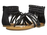 Not Rated Wilma Black Women's Sandals