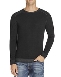 Todd Snyder Merino Wool Crewneck Sweater Grey