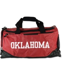 Nike Oklahoma Sooners Training Duffel Bag Team Color