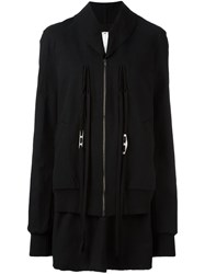 Damir Doma 'Jecco' Coat Black