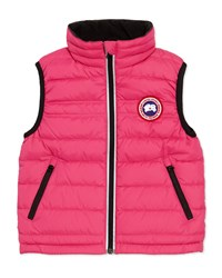 Canada Goose Bobcat Puffer Vest Summit Pink Girls' Sizes 2 7 Girl's