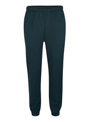Topman Green Panelled Track Joggers