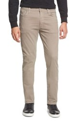 Citizens Of Humanity 'Bowery' Slim Fit Twill Pants Beige