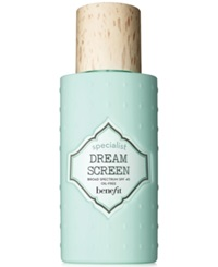 Benefit Dream Screen Spf 45 Invisible Silkymatte Sunscreen No Color