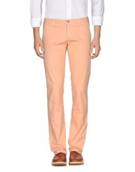 No Lab Casual Pants Salmon Pink
