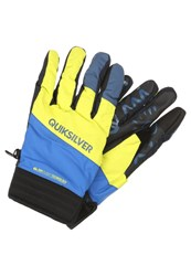 Quiksilver Method Gloves Olympian Blue
