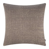 Amara Herringbone Cushion 60X60cm Natural