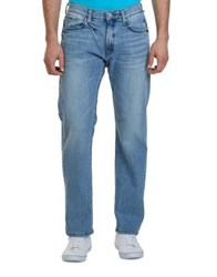 Nautica Relaxed Fit Light Wash Jeans Light Blue