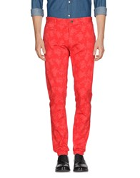 Iuter Casual Pants Red
