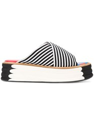 Paul Smith Ps By Debra Sandals Black