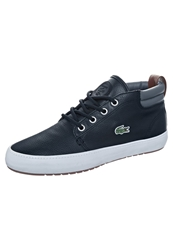 Lacoste Ampthill Terra Casual Laceups Black Grey