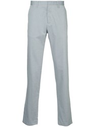 Cerruti 1881 Regular Tailored Trousers Grey