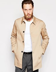 Noose And Monkey Trench With Stretch Camel