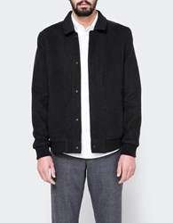 Native Youth Helka Bomber Black