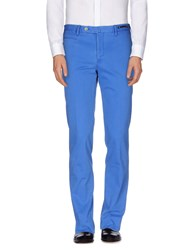 Pt01 Trousers Casual Trousers Men Dark Blue