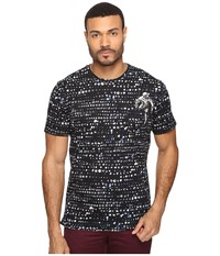 Robert Graham Speed Of Light T Shirt Black Men's T Shirt