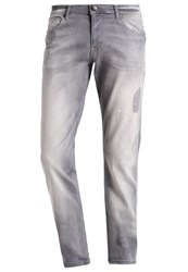 Petrol Industries Slim Fit Jeans Rockstar Grey Denim