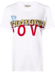 Fiorucci Short Sleeved T Shirt White
