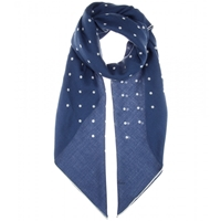 Loro Piana Ascot Cashmere And Silk Blend Scarf