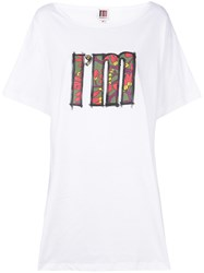I'm Isola Marras Printed T Shirt White