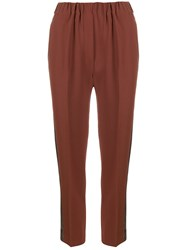 Antonelli Metallic Side Band Trousers 60