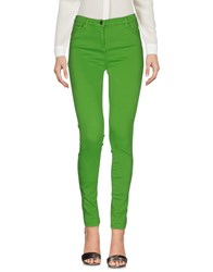 Who S Who Casual Pants Green