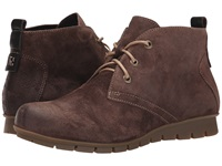 Think 85075 Espresso Kombi Women's Lace Up Boots Brown
