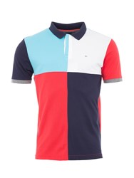 Eden Park Polo Barbarian Red