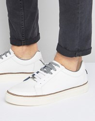 Ted Baker Rouu Trainers White