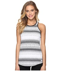 New Balance Layer Tank Top Black White Women's Sleeveless