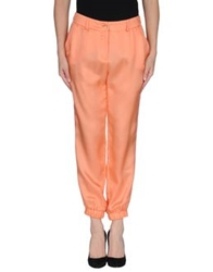 Guess By Marciano Casual Pants Salmon Pink