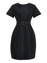Jil Sander Dropped Waist Lightweight Dress