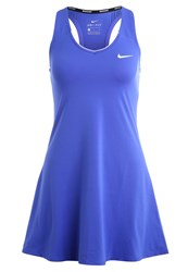 Nike Performance Pure Sports Dress Paramount Blue