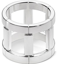 Georg Jensen Aria Sterling Silver Wheel Ring