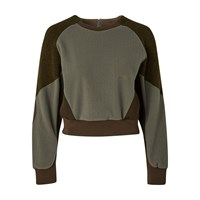 Ambush Sweatshirt Dark Green