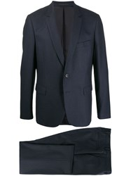 Paul Smith Ps Formal Two Piece Suit Blue
