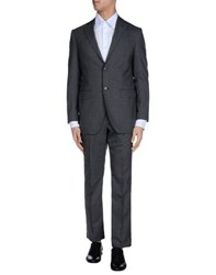 Luigi Bianchi Mantova Suits And Jackets Suits Men Lead