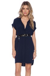 American Vintage Holiester Dress Navy
