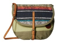 Roxy Evergreen Crossbody Bag Military Olive Cross Body Handbags