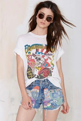Nasty Gal Vintage Grateful Dead It's Worth The Trip '87 Tour Tee